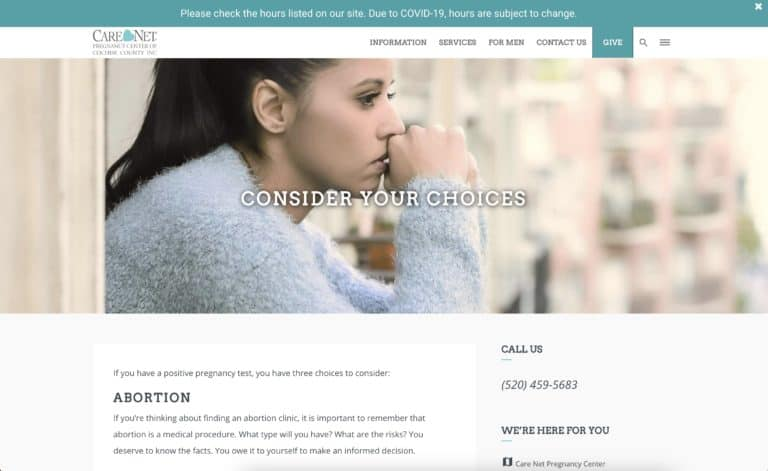Care Net Sierra Vista Website Gallery 3