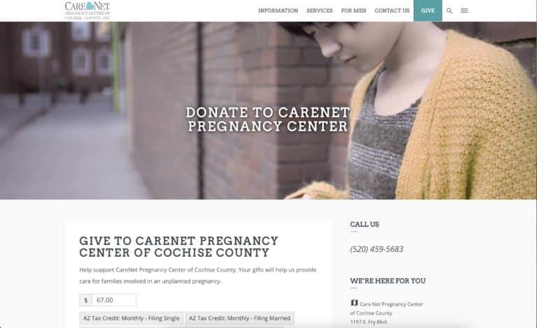 Care Net Sierra Vista Website Gallery 5