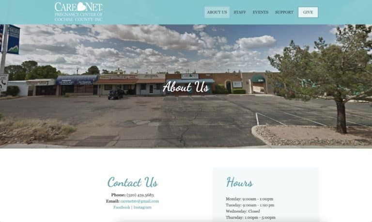 Care Net Sierra Vista Website Gallery 8