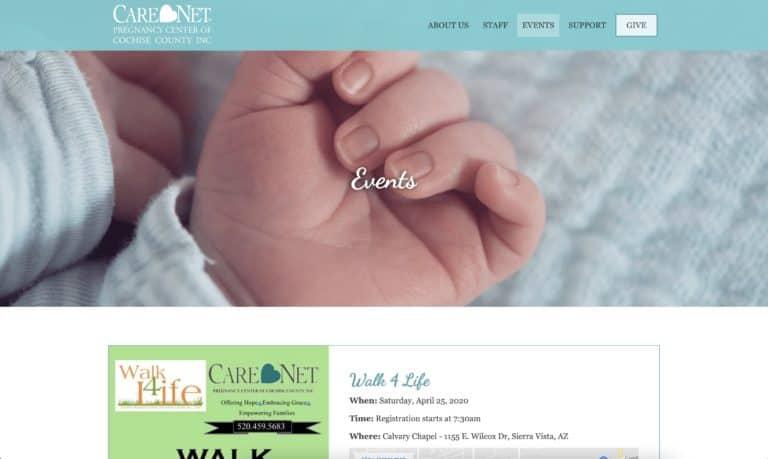 Care Net Sierra Vista Website Gallery 9